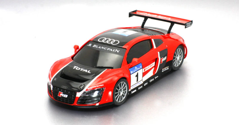 Audi R8 GT3 # 1 Rouge - N-50668
