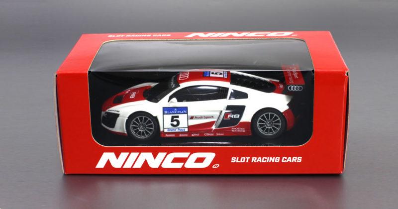 Audi R8 GT3 # 5 Blanc & Rouge - N-50670