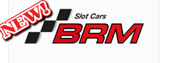 BRM: Trois nouvelles slot cars et une pléiade de livrées