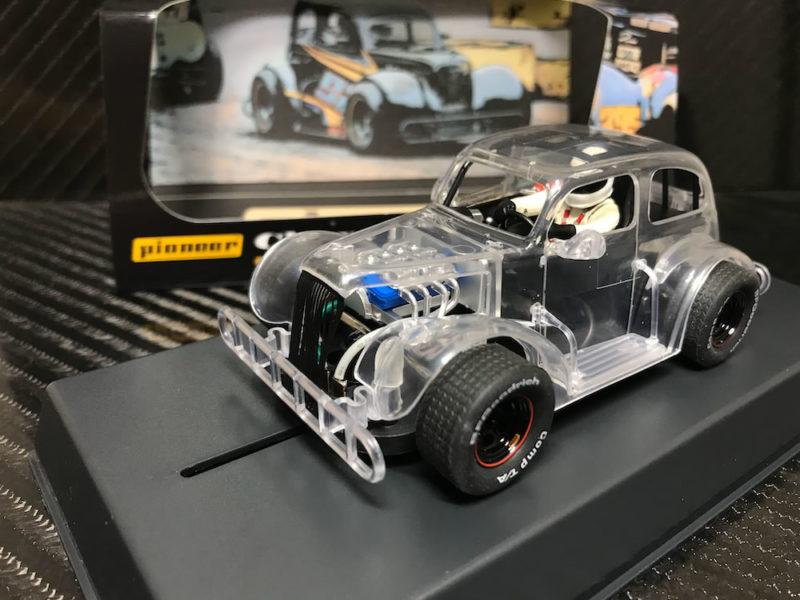 P115 Chevy Sedan Legends 'X-Ray' Racer