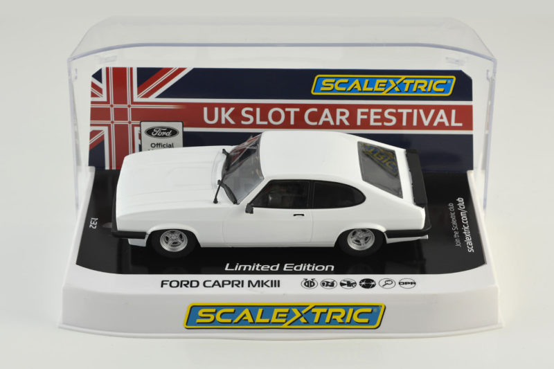 Ford Capri MKIII UKSCF 2021 - Réf C4284