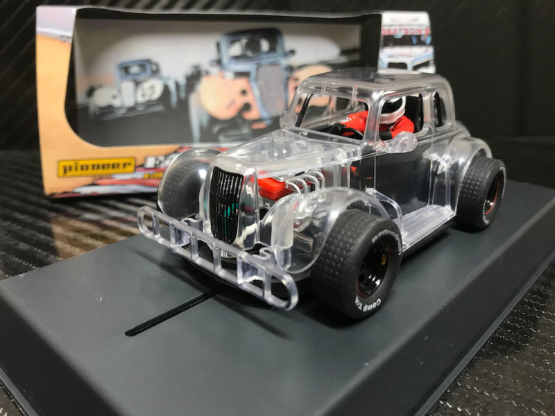 P114 Ford Coupe Legends 'X-Ray' Racer
