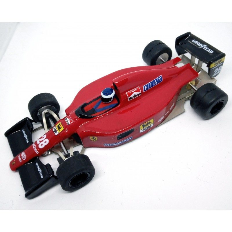 Nonno Slot – La Ferrari 1991 J. Alesi #28