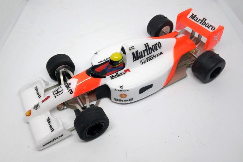 Nonno Slot – La McLaren 1991 A. Senna #1