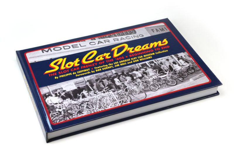 Philippe De Lespinay - Le livre Slot Car Dreams