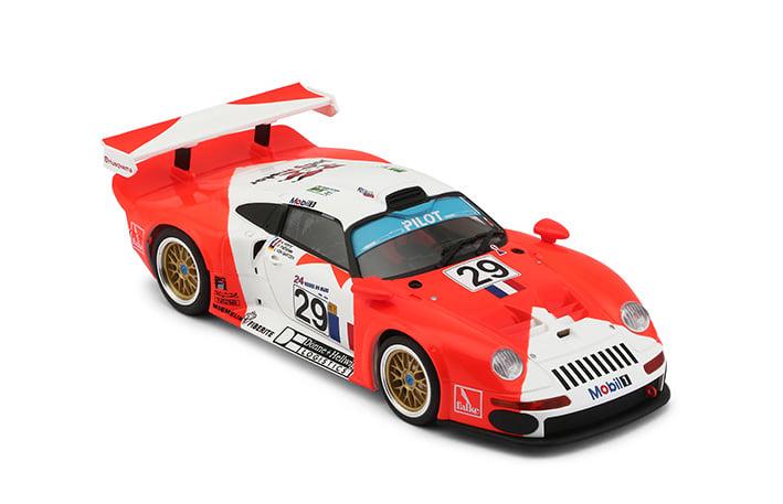 RS0090 - Porsche 911 GT1 - Marlboro #29 24H Le Mans 1997