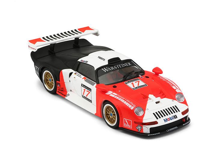 RS0091 - Porsche 911 GT1 - Marlboro #17 Black édition FIA GT 1997