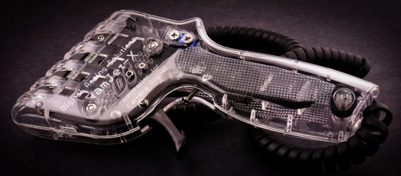 RamJet-X  un contrôleur numérique pour piste Carrera