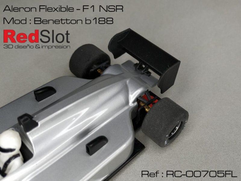 Redslot - Aileron - F1 NSR - Benetton b188