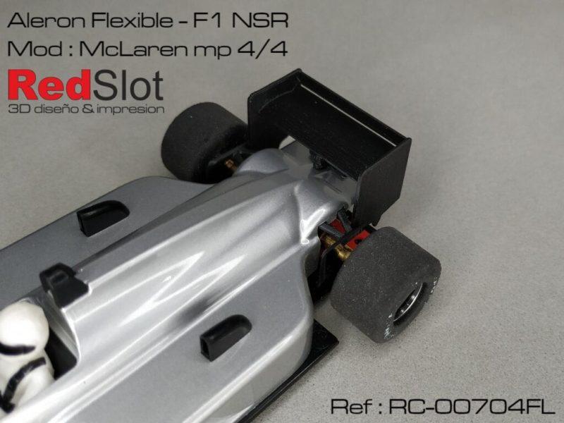 Redslot - Aileron - F1 NSR - McLaren mp