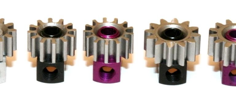 Sloting Plus: des pignons vissables en bronze et en acier