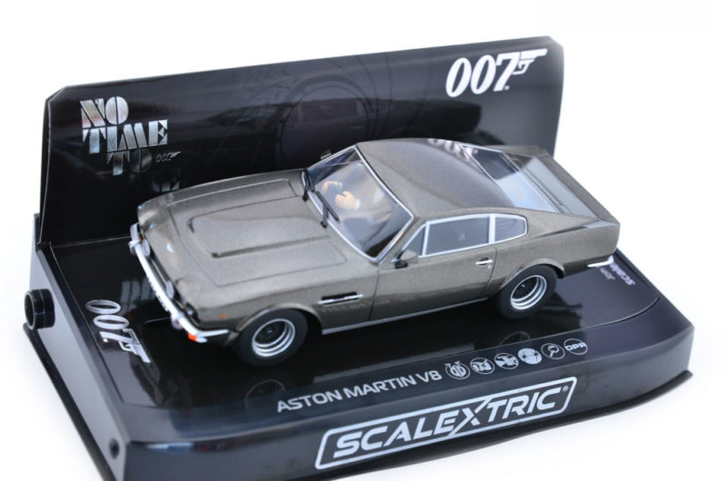Scalextric: l'Aston Martin V8 'No Time To Die' - C4203