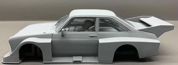 Sideways: la Ford Escort Groupe 5 pour le slot se prépare