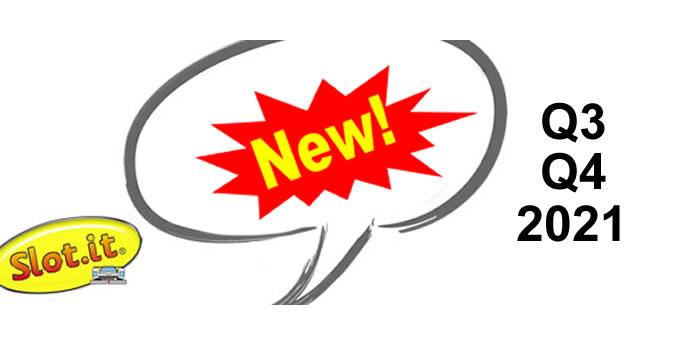 Slot.it: le programme des sorties pour Q3 et Q4 2021