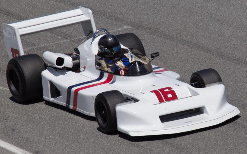TTS Une Formule 2 des années 70 en préparation