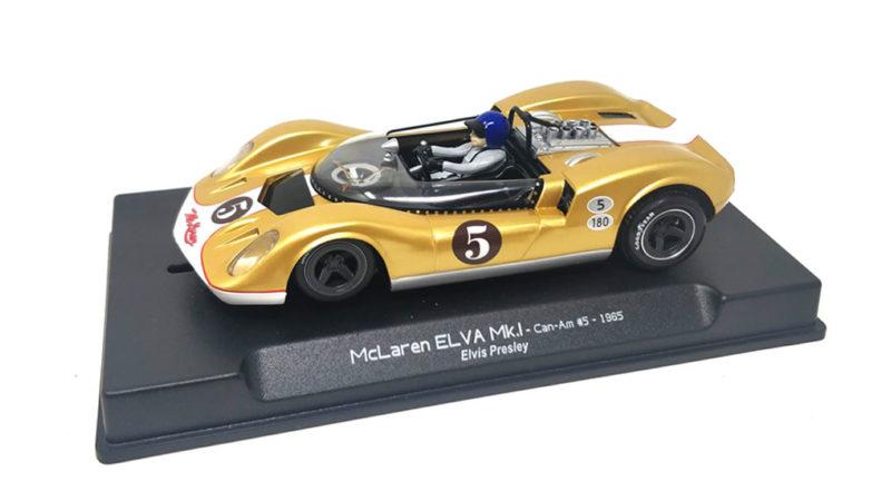 Thunder Slot – McLaren Elva Mk1 #5 Can-Am 1965