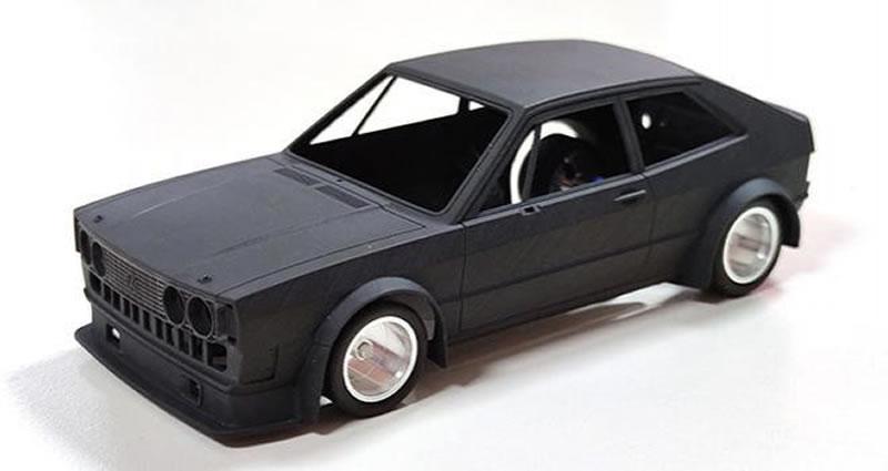 VW Scirocco Gr.2 - BRM