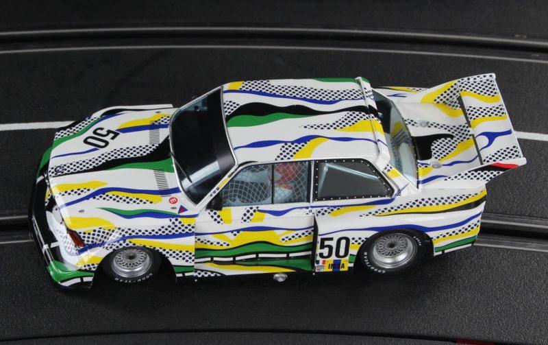 BMW 320 Gr5 24h du Mans 77 – Roy Lichtenstein Art Car – SW72