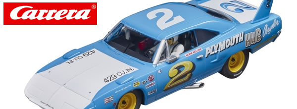 Carrera - la Plymouth Superbird #2 1970