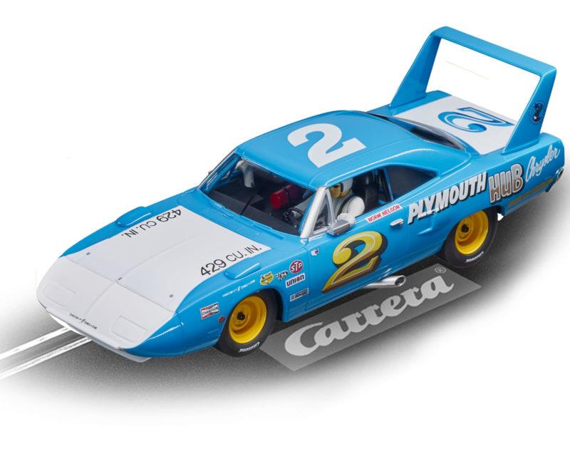 Carrera - la Plymouth Superbird #2 1970