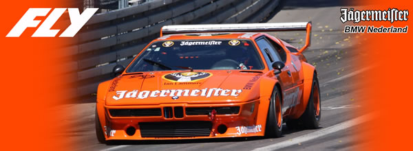 Fly Model Car la BMW M1 Procar Revival Norisring 2019