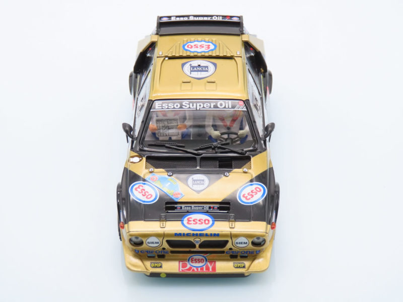 SRC: la Lancia Delta S4 Tabaton Rallye Costa Brava 1986 est disponible