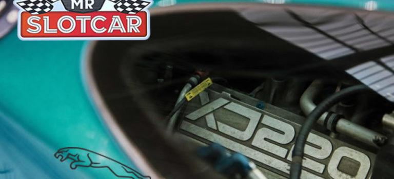 Mr SlotCar: Quatre Jaguar XJ220 pour le slot racing arrivent