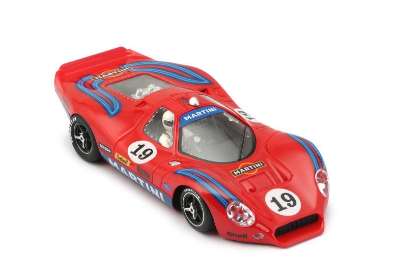 NSR – P68 – Martini Racing #19 – Red (ref-0219)