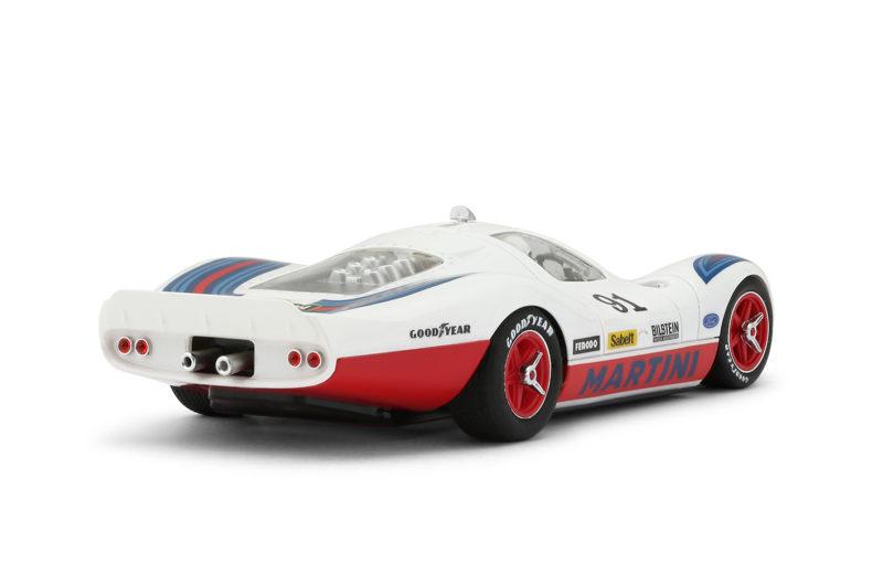 NSR – P68 – Martini Racing #91 – White (ref-0191)