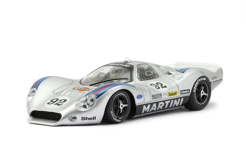 NSR – P68 – Martini Racing #92 – Silver (ref-0192)