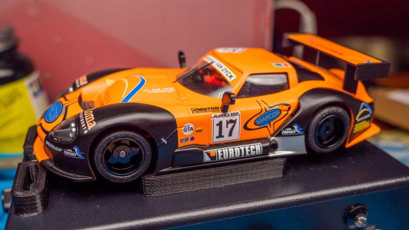 Le Kit Pendle Slot Racing pour la Marcos de Revoslot by Claude