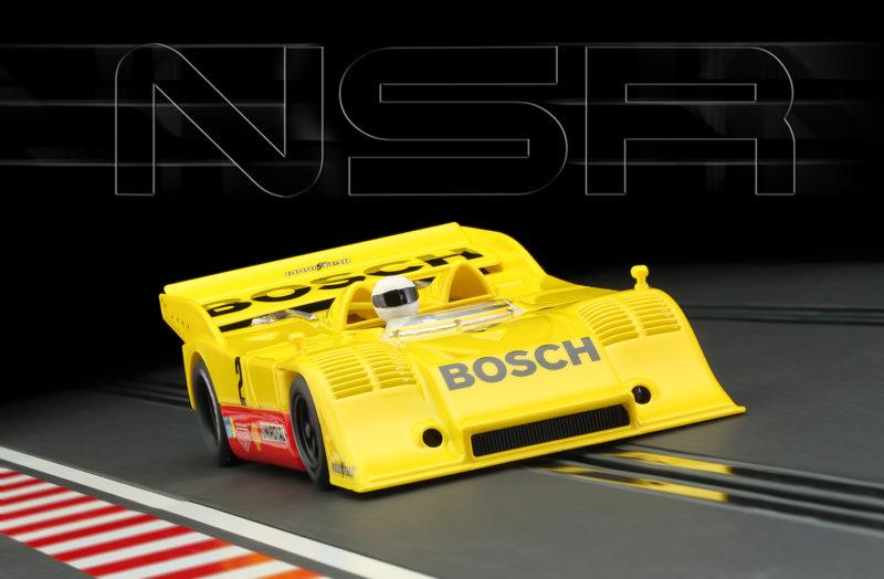 Porsche 91710k - Bosch Kauhsen team winner Nurburgring Interserie 1973 #2 Code SW 0185SW