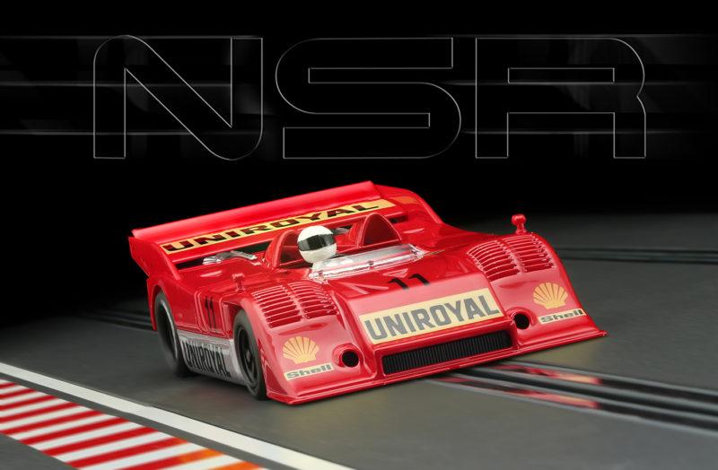 Porsche 91710k - Uniroyal Fittipaldi 1973 #11 - Code SW 0186SW