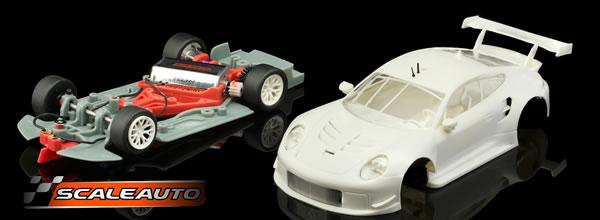 Scaleauto: le kit de la Porsche 911 (991.2) GT3 RSR (SC-6242)