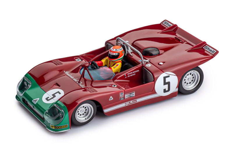 Slot.it L'Alfa Romeo 333 #5- Pocono 2011 – CA11m