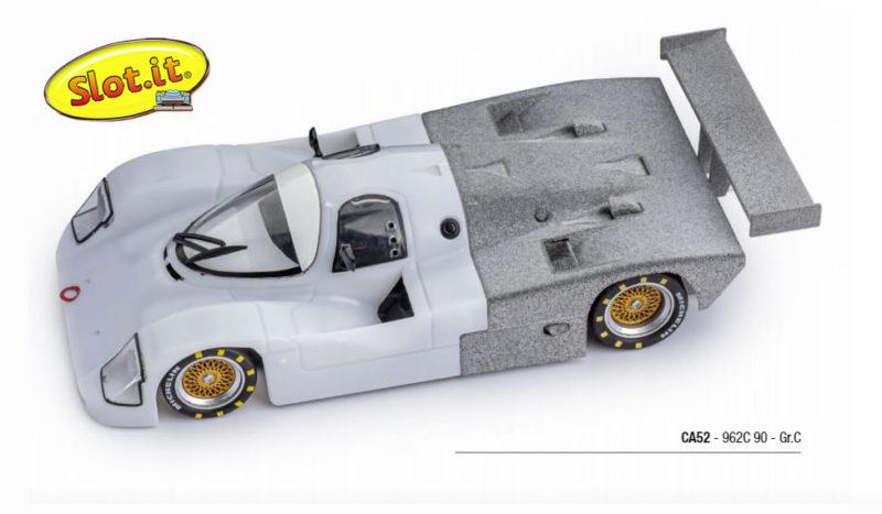 Slot.it: La Porsche 962C-90 GTI une nouvelle Group C