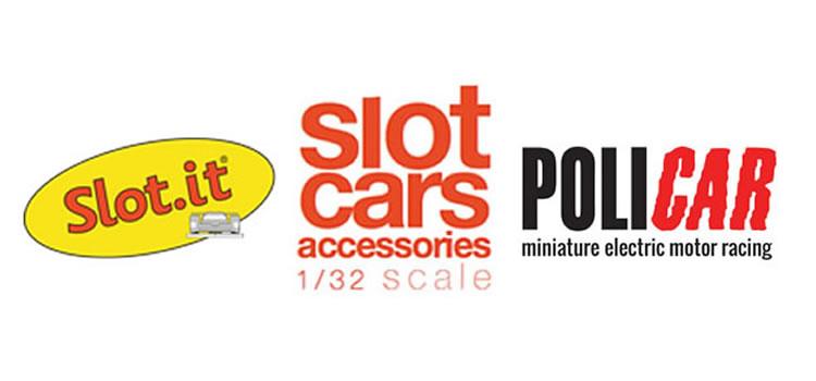 Slot.it et Policar: des nouvelles pièces pour les slot cars.