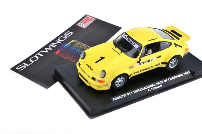 W036-03 PORSCHE 911 IROC 1973 FITTIPALDI