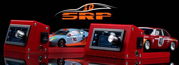 3D SRP: Un Slot Bench V1.0 en impression 3D très pratique et bien conçu