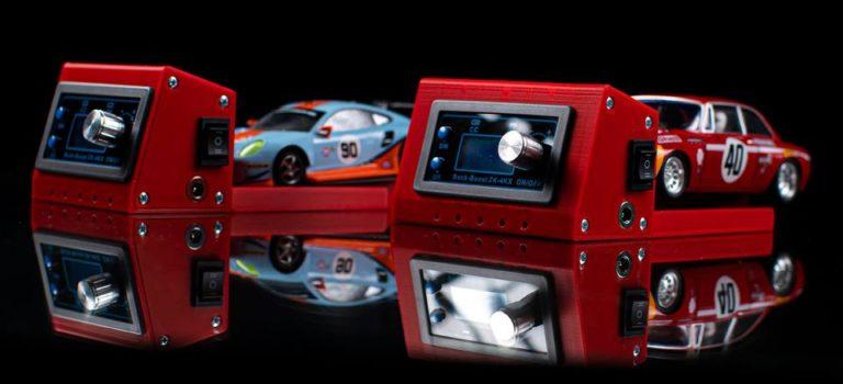3D SRP: Le Slot Bench V1.0 en impression 3D