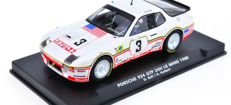 Fly Car Model: les photos des deux  Porsche 924 GT Turbo 24h du Mans 1980