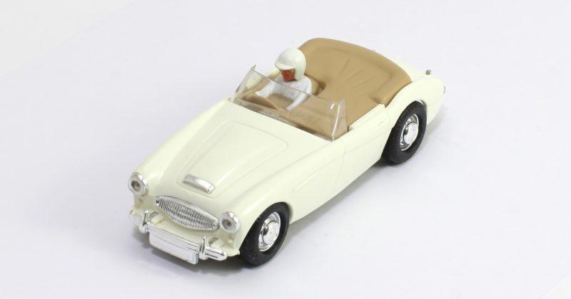 Austin Healey 3000 blanche PK-HC009