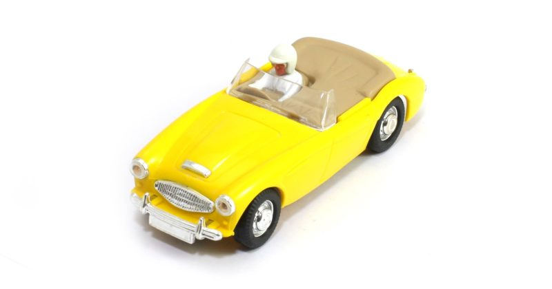 Austin Healey 3000 jaune PK-HC010