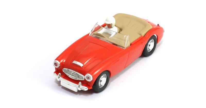 Austin Healey 3000 rouge PK-HC011