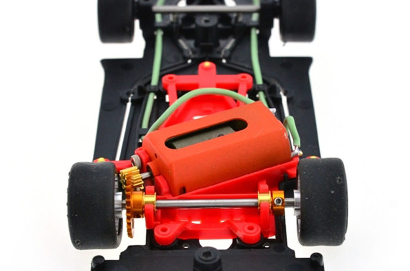 B. 6 GT3 édition spéciale Jager Racing – SWCAR03B