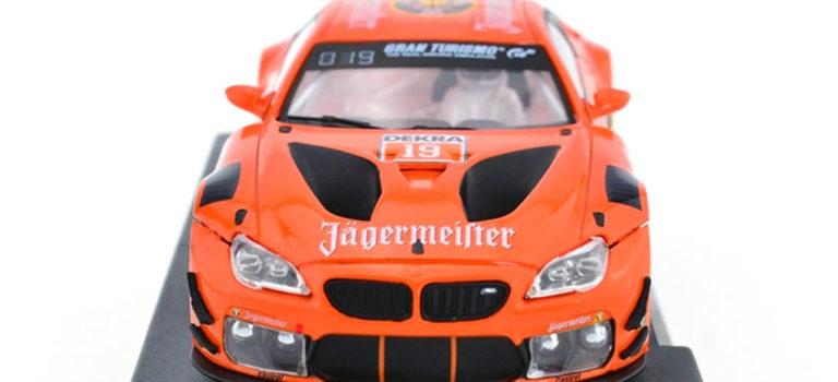 Sideways: Les photos de la BMW M6 GT3 Jager Racing