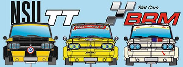 BRM: Trois nouvelles livrées pour la NSR TT 1/24