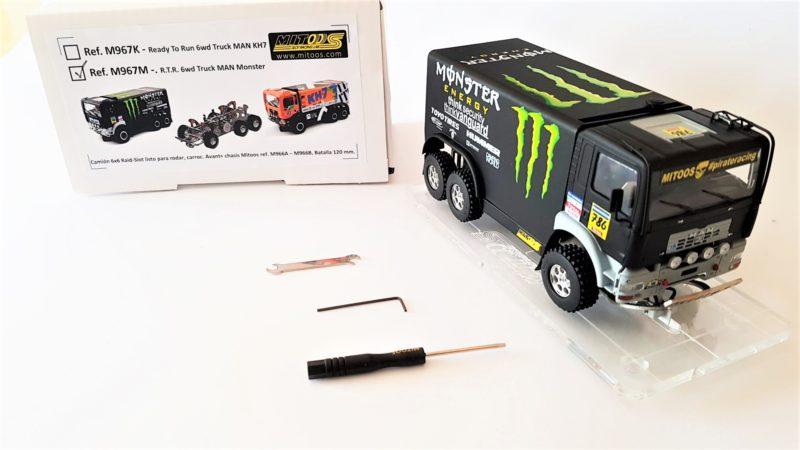 Camion Man Monster – Mitoos M967M