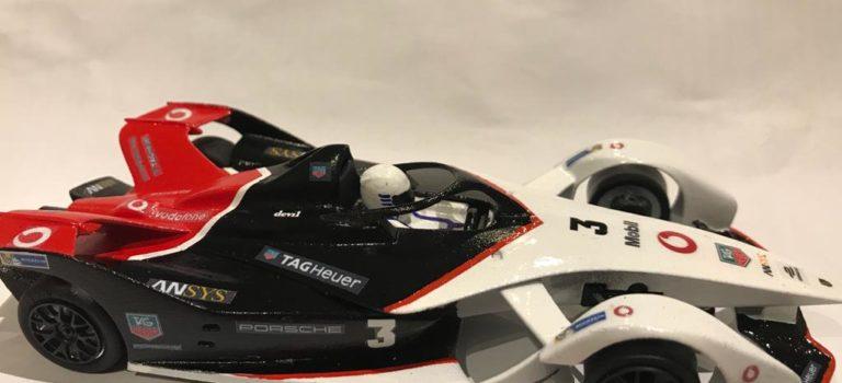 Imola Cars: Une Formule E 1/32 en impression 3d