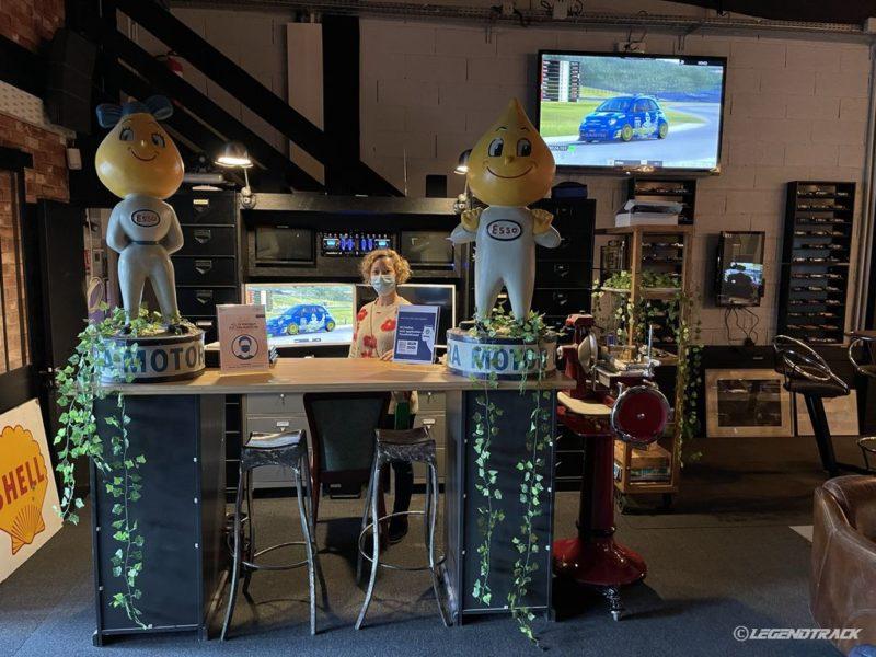 Legend Track Un racing lounge en Alsace